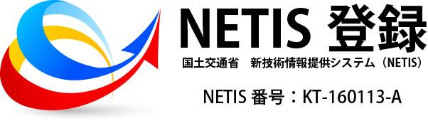 新技術情報提供システム(NETIS)へ登録